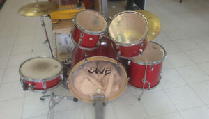 Kit Drum Complet SWB/Camber