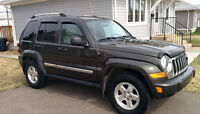 2006 DIESEL Jeep Liberty CRD Limited SUV, Crossover
