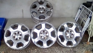 Ford F-150 rims for sale!