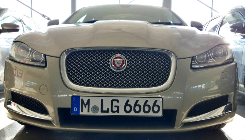 Headlights Jaguar xf Facelift x250 from conversion  NOT FROM CRASH | in  Chippenham, Wiltshire | Gumtree