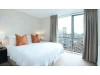 SPACIOUS 3 BEDROOM FLAT WITH WATER VIEWS, CONCIERGE AVAILABLE IN Merchant Square London