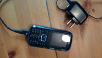 Lg phone with slide keyboad