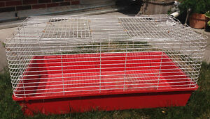 Used large pets cage