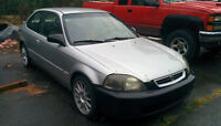 1998 Honda Civic DX Berline