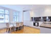 SPACIOUS & BRIGHT 2 BEDROOM FLAT WITH LARGE BAY WINDOWS FURNISHED AVAILABLE IN Hamlet Gardens London