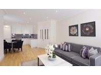 Spacious 3 bedroom flat, fully fitted, furnished available in Hamlet Gardens London RL7