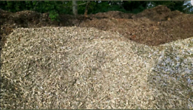 Wood Chippings Natural Chipped (Locally Soarced)