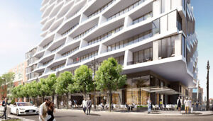 Axis Condo| New Assignment| Ryerson| UofT| Church| Wellesley