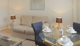 Short Term Let. Newly furnished one bedroom flat in Hyde Park