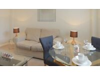 Newly furnished one bedroom flat in Hyde Park
