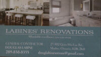 contractor  30 years of experience