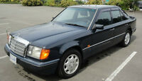 1993 Mercedes-Benz E-Class Sedan