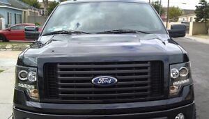 09-14 Ford F-150 halo headlights and taillights