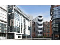 2 bedroom flat in Merchant Square East, Paddington, W2