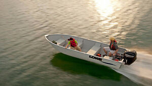 Lowe Sales Event! 1667 Utility Boat Package
