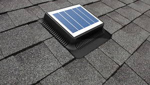 Sale! Infinivent Solar Attic Vent