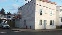 Maison à louer Limoilou (zoné residentiel et commercial)