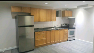 Basement for rent in Misissauga