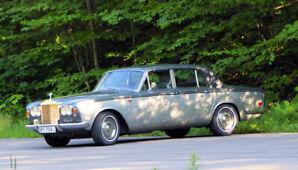 Rolls-Royce ● Rare right-hand drive ● 1970 ● $20,000 OBO