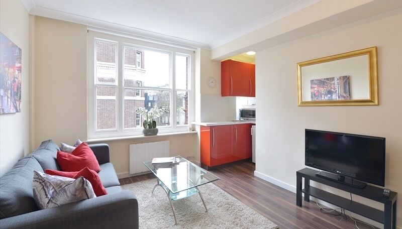 Furnished studio in Regents Street available now!!