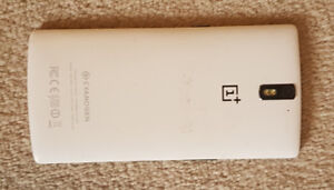 OnePlus One Silk White 16 GB Cell Phone