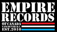 Cheap flat rate recording with Empire Records of Canada