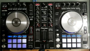 Pioneer DDJ-SR with carrying case