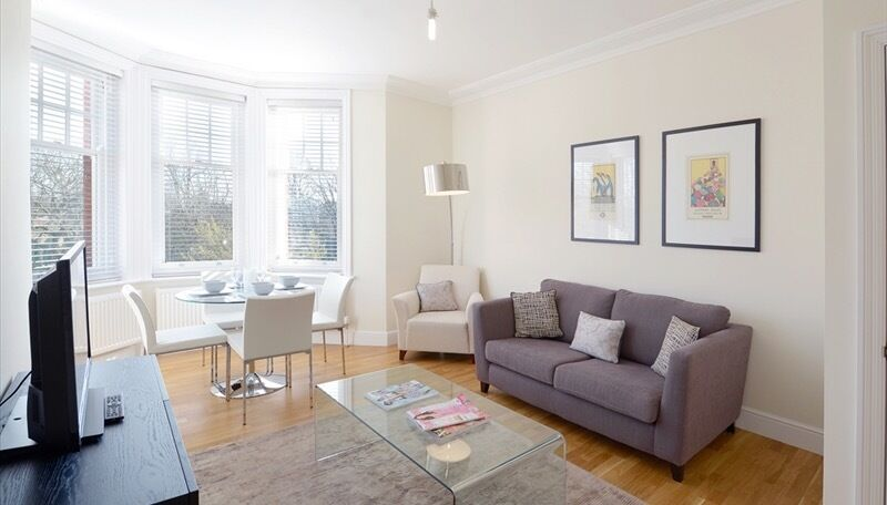 Newly refurbished one bed flat in Hammersmith
