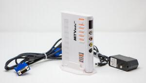 Adaptateur écran ordinateur - TV / Monitor to TV adaper