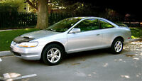 1998 Honda Accord WITH LOW MILES Coupe (2 door)