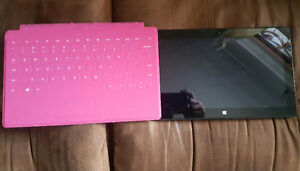 Mint condition Microsoft surface pro 128 G
