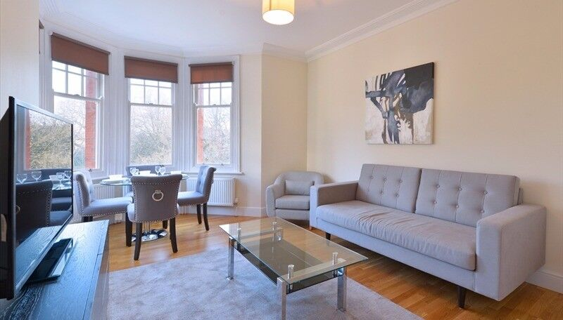 STYLISH 1 BEDROOM FLAT,NEWLY REFURBISHED,FULLY FITTED, FURNISHED AVAILABLE IN Hamlet Gardens London