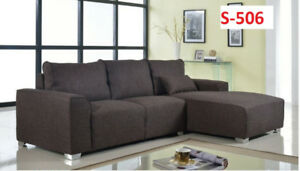 FABRIC SECTIONAL BRAND NEW LOW PRICE