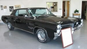 1964 Pontiac Grand Prix - ORIGINAL - California car
