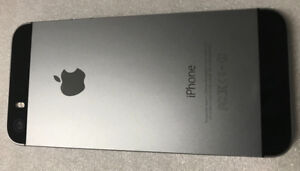 iPhone5S/16g, factory unlocked, like new in box