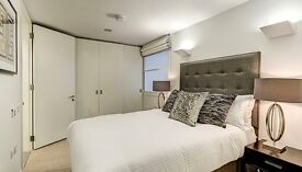 A large, two double bedroom apartment in a private ported building.