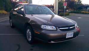 2002 Chevrolet Malibu Sedan. PRICE REDUCED!