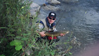 Looking for somebody to Fly Fish with