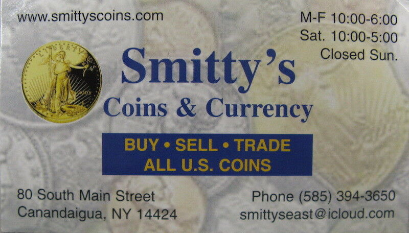 Smitty's Cards and Coins East