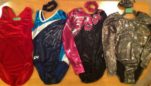 BODYSUITS/LEOTARDS (dance/gymnastics)