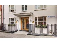 BEAUTIFUL 2 BEDROOM FLAT, FURNISHED, PORTER, LIFTS, FLEXIBLE RENTAL TERMS IN Hill Street, Mayfair