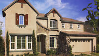 Exterior Stucco Finish
