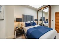 WOW 2 BEDROOM FLAT,INTERIOR DESIGNED,RIVERSIDE LOCATION AVAILABLE IN Palace Wharf Apartments, London