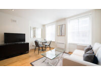 Luxurious two bedroom apartment in Marylebone W1U
