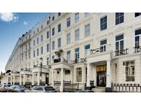 Kensington & Chelsea fully furnished 2 bed flat