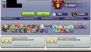 Clash Of Clans Townhall 11