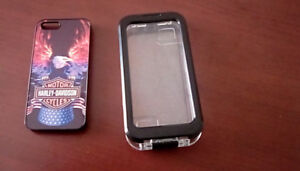 waterproof iphone 5 cellphone cover/couvert impermeable