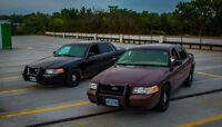 2011 Ford Crown Victoria Police