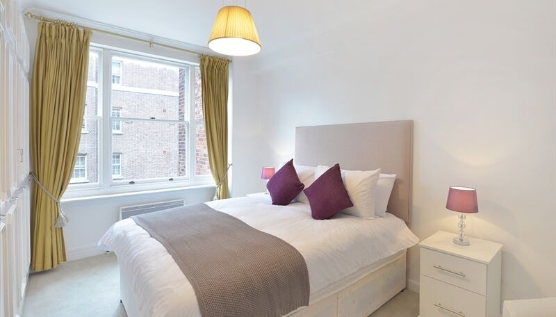 Hyde Park-Fabulous, Recently refurbished, ONE Bed furnished flat