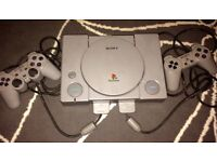 Ps1 console and controllers
